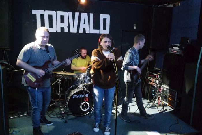 TORVALD band. Фото Анастасии Вереск