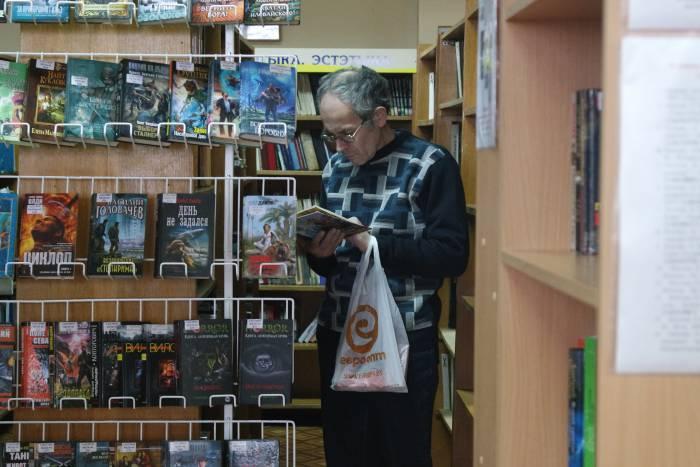 Читателей мало не бывает. Фото Анастасии Вереск