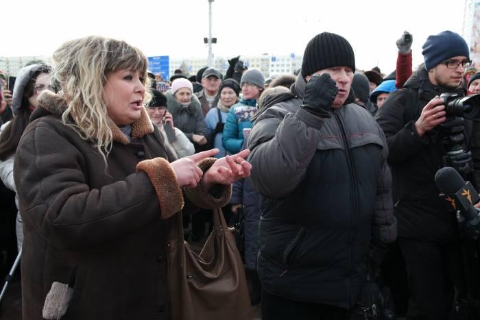 Светлана Ботвич. Фото Ольга Витебская