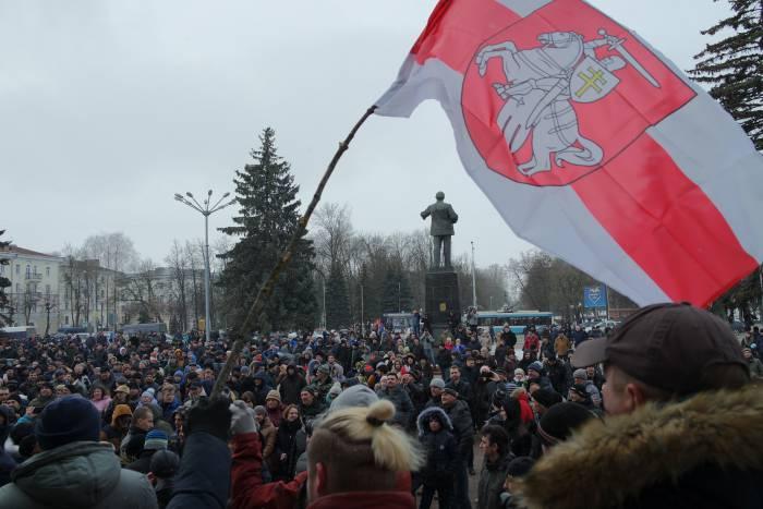 """Многочисленные белорусские """"дармоеды"""". Фото: Анастасия Вереск"""