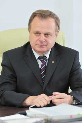 Владимир Третьяков. Фото: gazeta.naftan.by