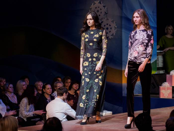 Fashion-показ