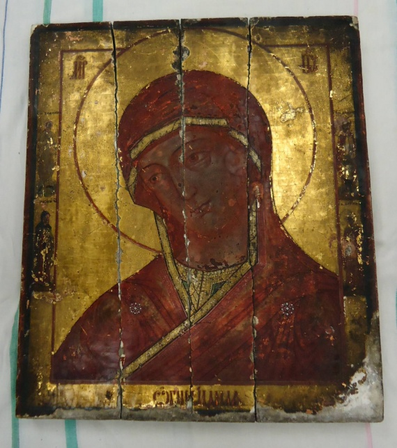 Самый старинный список иконы датируется 1812 годом. Фото pravme.ru