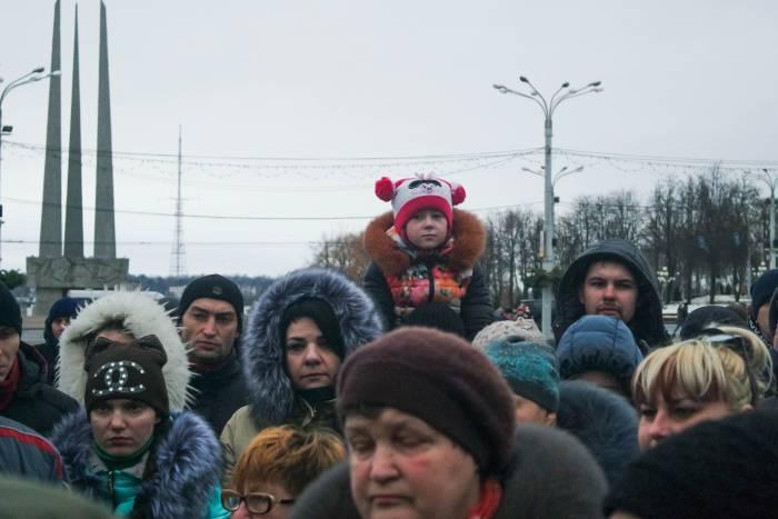 Много слов было сказано и о судьбе детей. Фото Анастасии Вереск