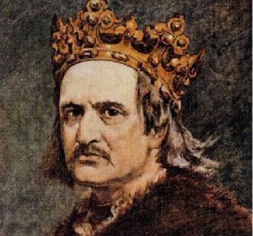 Великий князь литовский и король польский Ягайло. Фото romanshadess.us