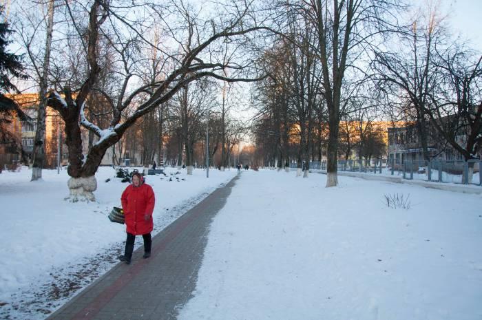 Жители города боятся, что скоро здесь останутся только пенсионеры. Фото Анастасии Вереск