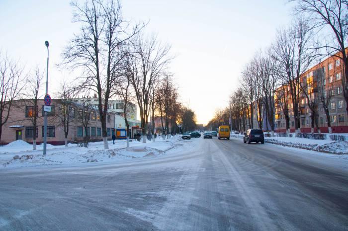 Даже центральная улица города называется улицей Энергетиков. Фото Анастасии Вереск