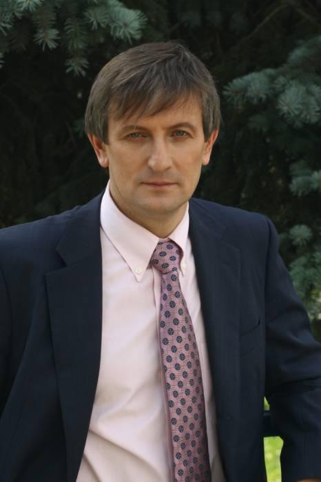 Президентом ему стать не удалось... Фото со страницы Ярослава Романчука «ВКонтакте»