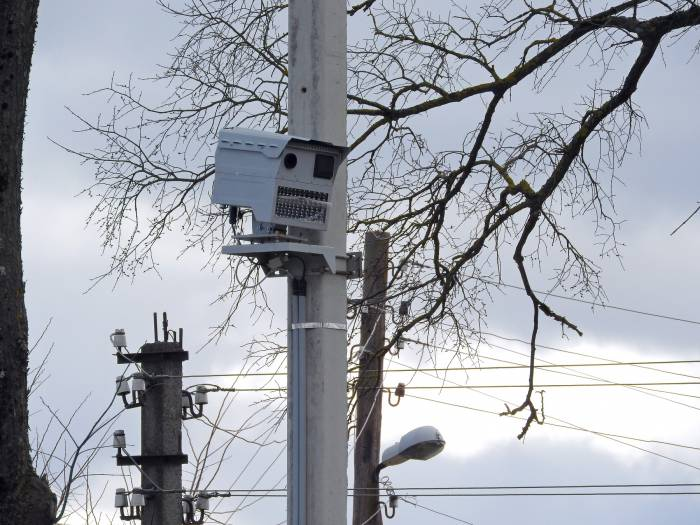 камера фото- и видеофиксации