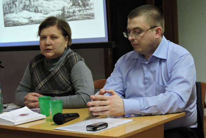 курсы историков, дулов, абрамова, витебск