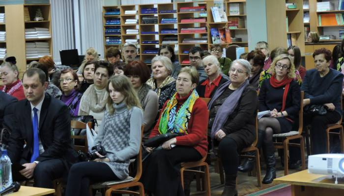 витебск, курсы историков, библиотека
