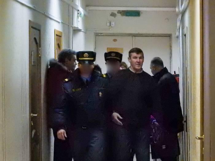 Преподавателя медуниверситета из Витебска осудили на 4 года лишения свободы за взятки. Фото: Светлана Васильева