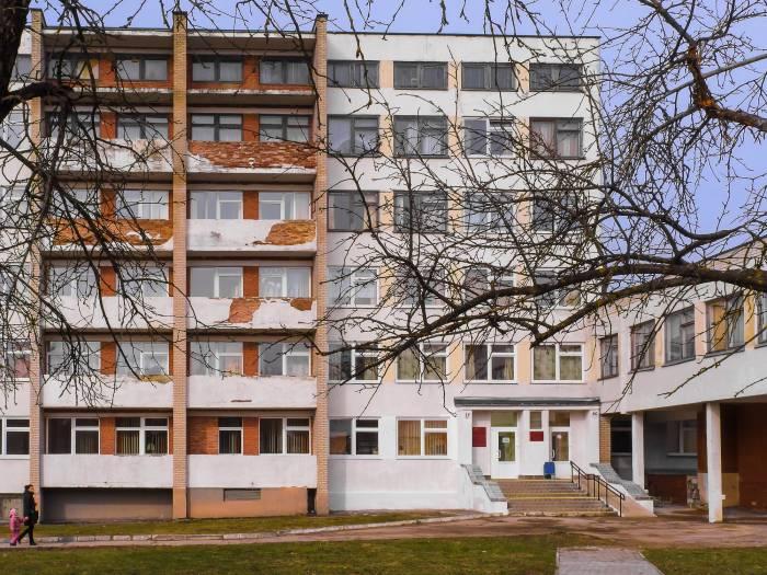 детская больница и поликлиника