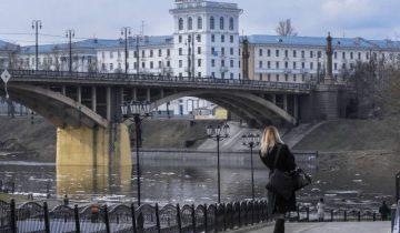 Туристический Витебск таит в себе много достопримечательностей. Фото Светланы Васильевой