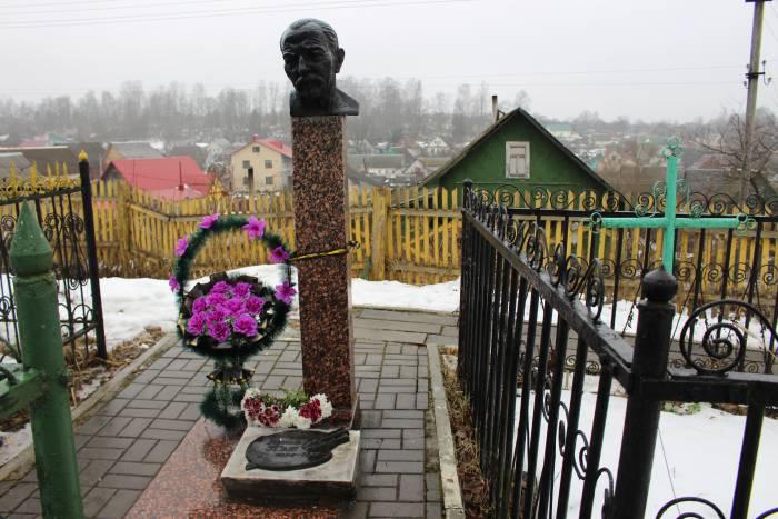 Юрий Пэн, витебск, могила, смерть