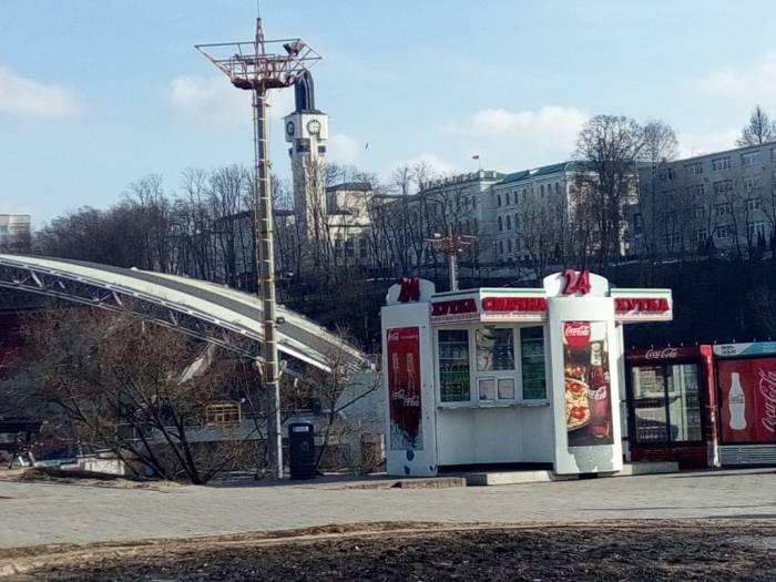 витебск, центр, банки, валюта