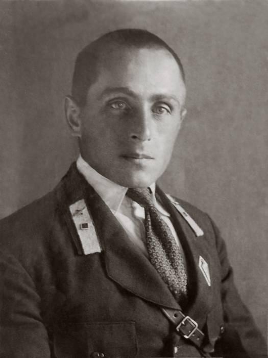 М.М. Барановский. Полтава. 1936 год. Фото предоставлено Виктором Алешиным