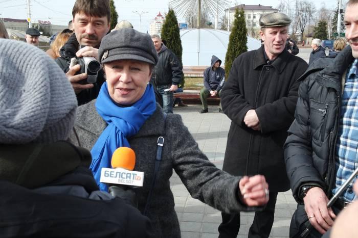 Татьяна Северинец. Фото Анастасии Вереск