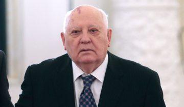 Первый и последний Президент СССР. Фото: cont.ws