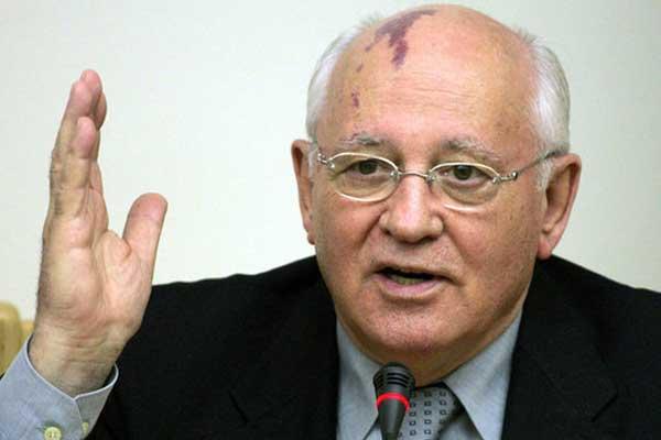Михаил Сергеевич Горбачёв. Фото: peoples.ru