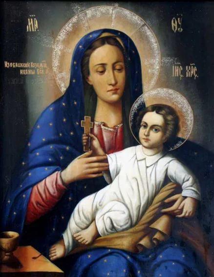 К иконе сегодня приезжают многие верующие. Фото ikona7.ru
