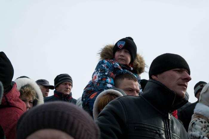 """""""Марш рассерженных белорусов"""" в Витебске. Фото Анастасии Вереск"""