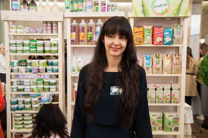 По словам Татьяны, только косметика ecoBY.by имеет международные сертификаты. Фото Анастасии Вереск