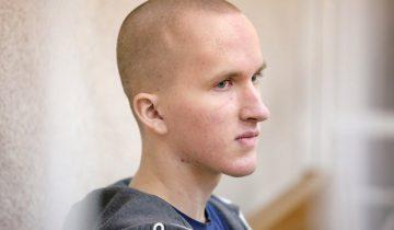 Владислав Казакевич просидит в тюрьме 15 лет. Фото: Вадим Замировский, TUT.BY