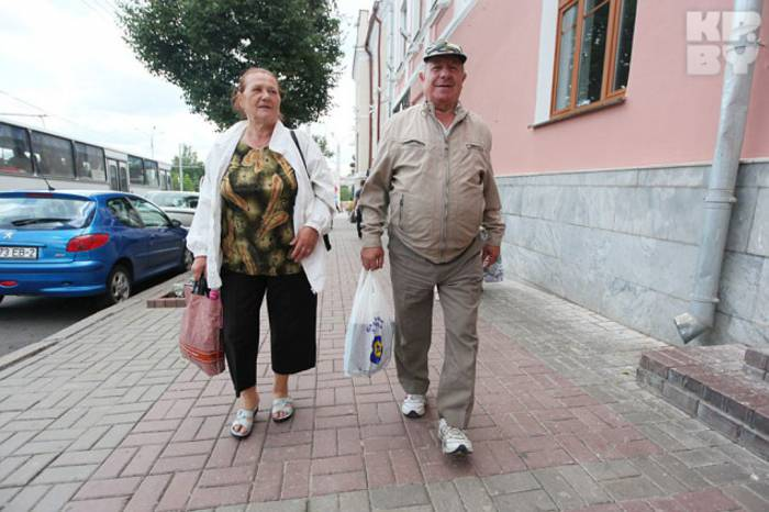 Брат Бориса Моисеева специально приехал в Витебск для встречи. Фото: kp.by