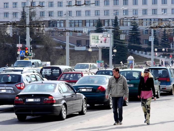 перекоесток на площади Свободы