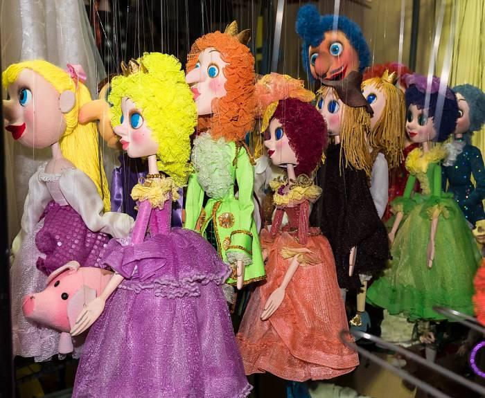 Программа: «Кукольный квартал-2017» на «Славянском базаре»