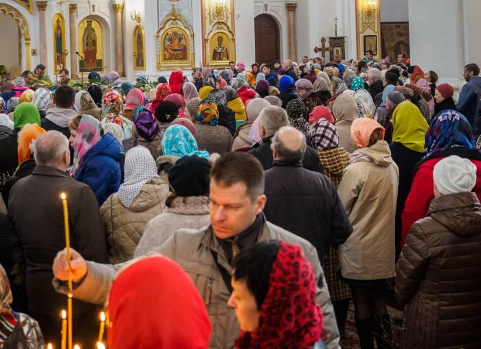 Вербное воскресенье православные