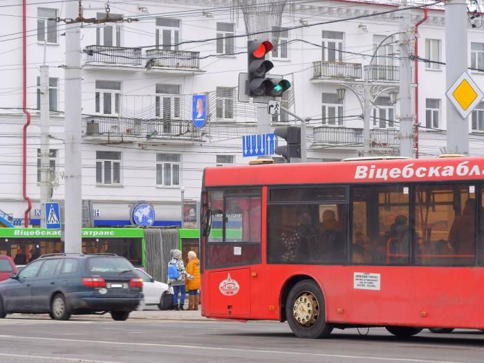 29 июня в Витебске перекроют центральную улицу
