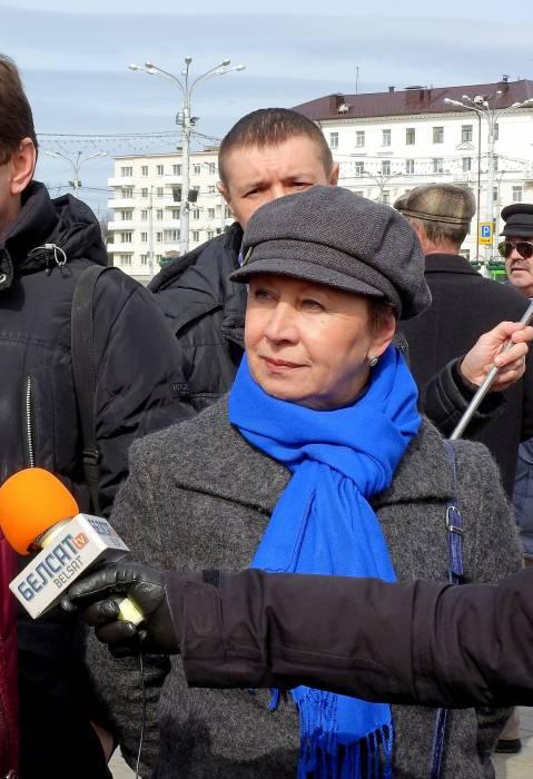 Татьяна Северинец