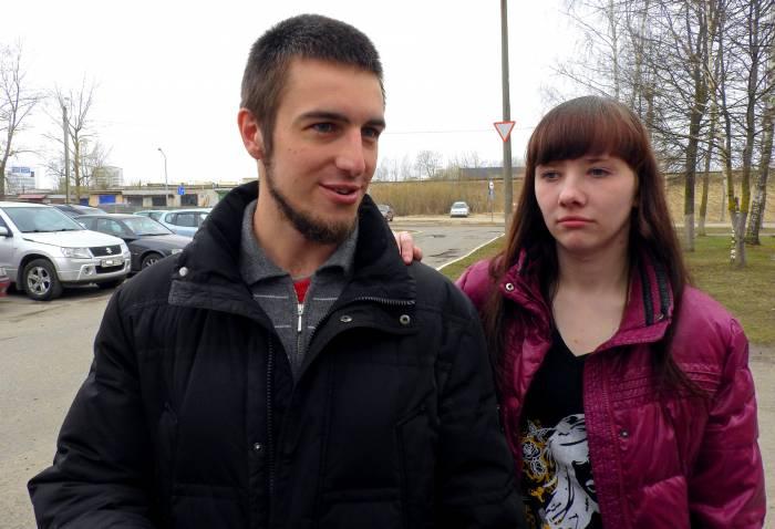 Артем Сизинцев и Алина Фото Светланы Васильевой