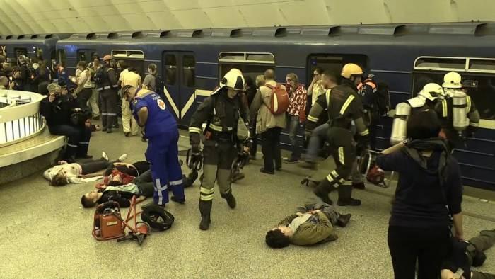теракт метро