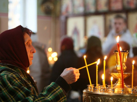 В Страстную среду принято посещать храм и исповедоваться. Фото nokstv.ru