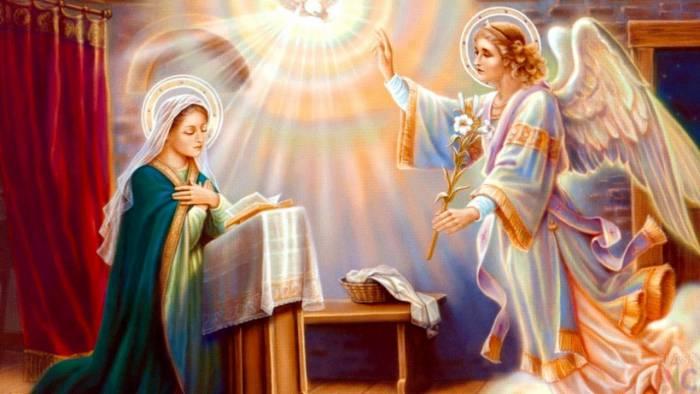 Благовещение - один из главных праздников у верующих. Фото classpic.ru