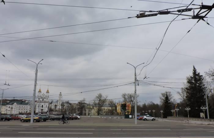витебск, свободы, площадь