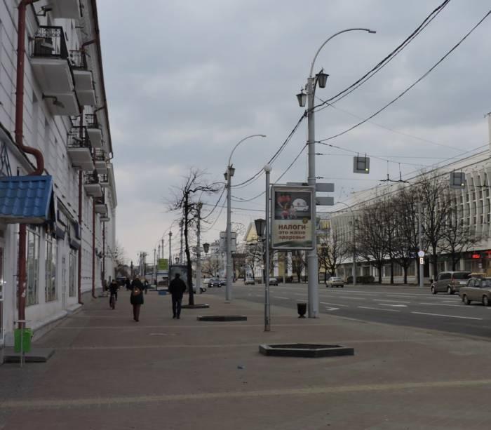 витебск, замковая