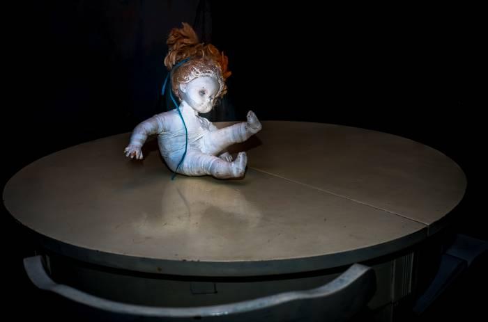 трагедия кукла