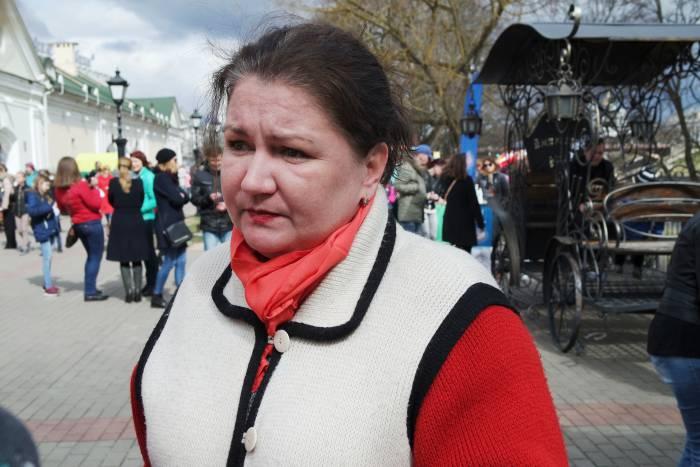 Наталья Михайловна Зубова. Фото Анастасии Вереск