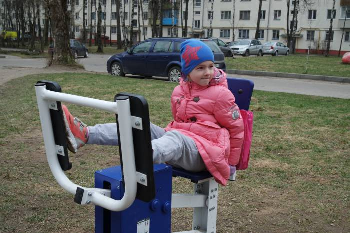 Уличные тренажеры Витебска (карта): встречаем спортивный сезон вместе!