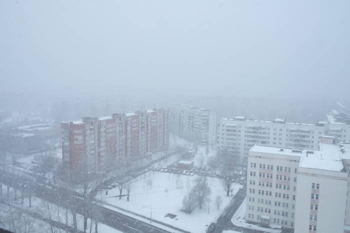 То ли город, а то ли видение. Фото Анастасии Вереск