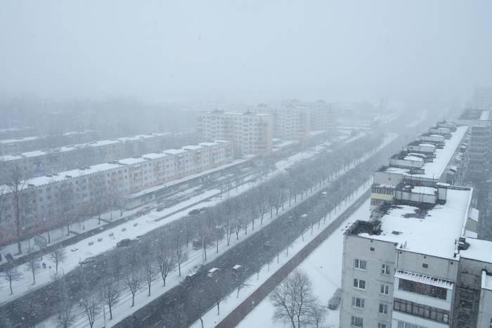 Добро пожаловать в весенний Витебск. Фото Анастасии Вереск