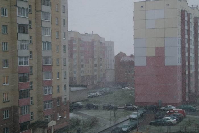 Витебский апрель: добро пожаловать! Фото Анастасии Вереск