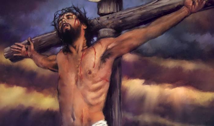 Иисус Христос был распят на кресте в пятницу. Фото susanknowles.com