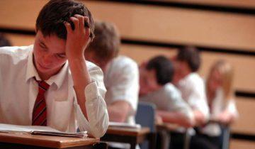 экзамены
