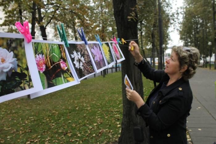 Фотосушка в Витебске в сентябре 2014. Фото Ольга Витебская
