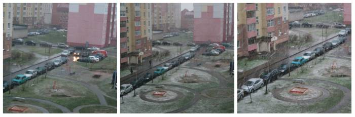 """15 """"минут славы"""" витебского града. Фото Анастасии Вереск"""